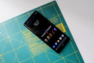 SonyXperia1III with trusted reviews wallpaper