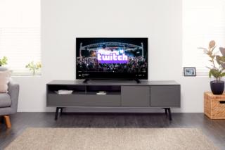 Twitch app on Toshiba TV