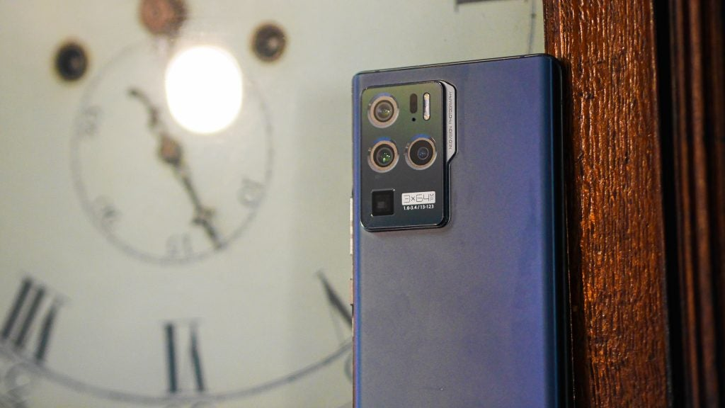 ZTE Axon 30 Ultra camera area