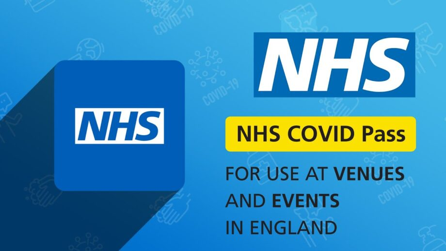 Covid Pass NHS app