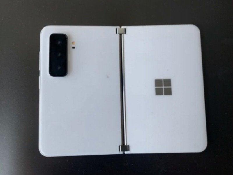 Surface Duo 2 leak