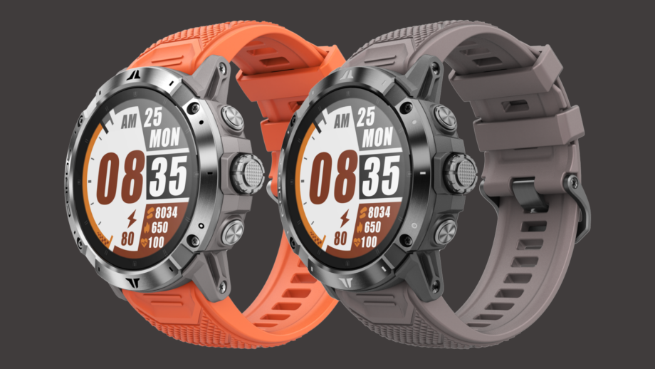 Both colour options for the Coros Vertix 2