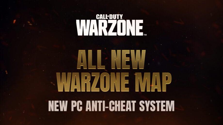 Call of Duty Vanguard map anti cheat