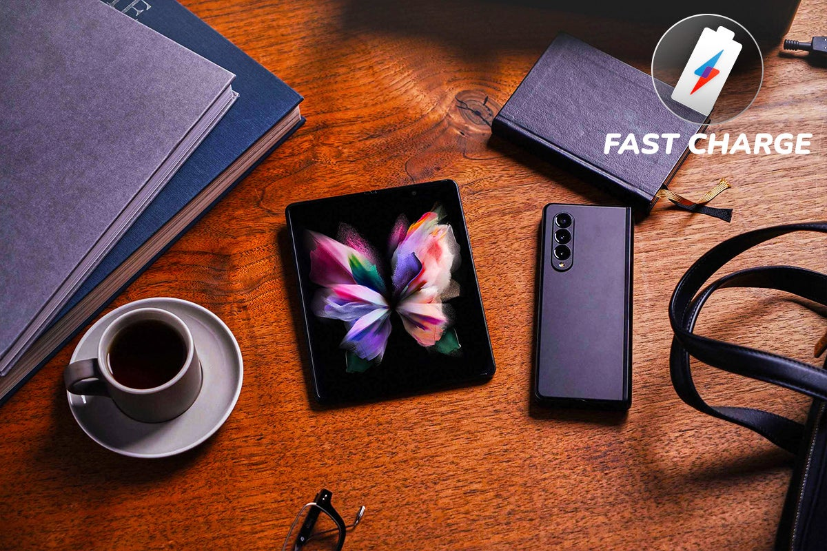 Fast Charge: The Galaxy Z Fold 3 just made me want the Note 21 more