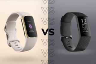 Our comparison of the new Fitbit Charge 5 with the older Fitbit Charge 4