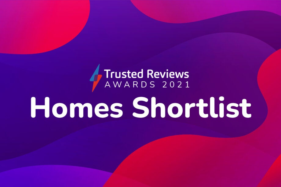 Trusted Reviews Awards 2021 Homes