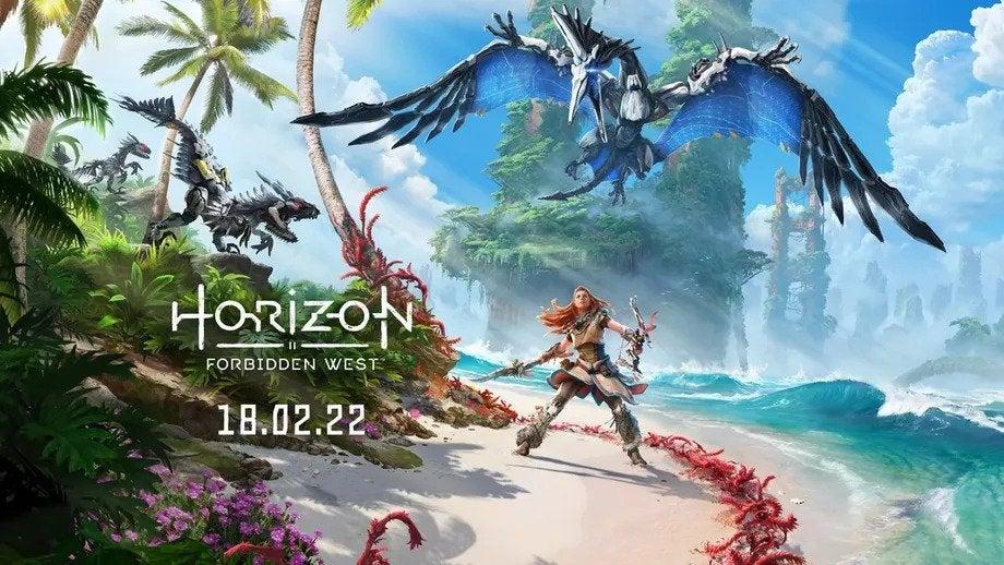 Horizon Forbidden West Gamescom