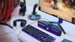 LG UltraGear Gaming Speaker GP9