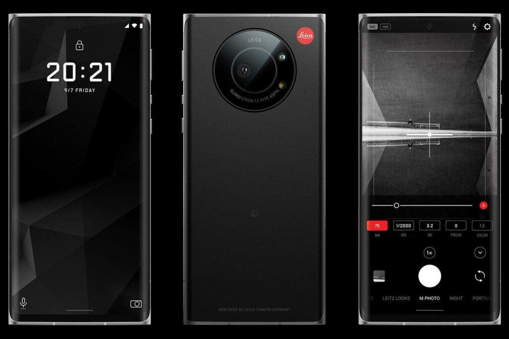 Leica teléfono 1