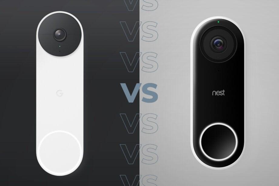 Nest Doorbell (battery) vs Nest Doorbell (wired)