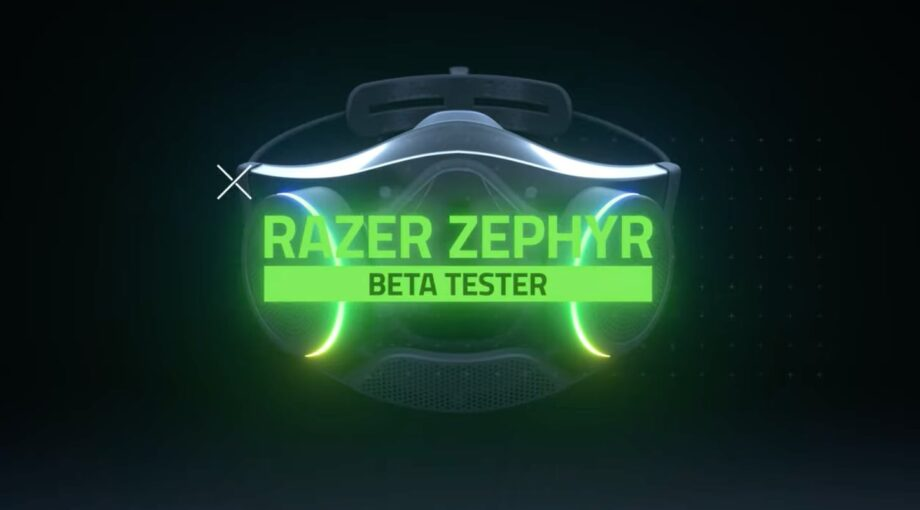 Razer Zephyr beta tester
