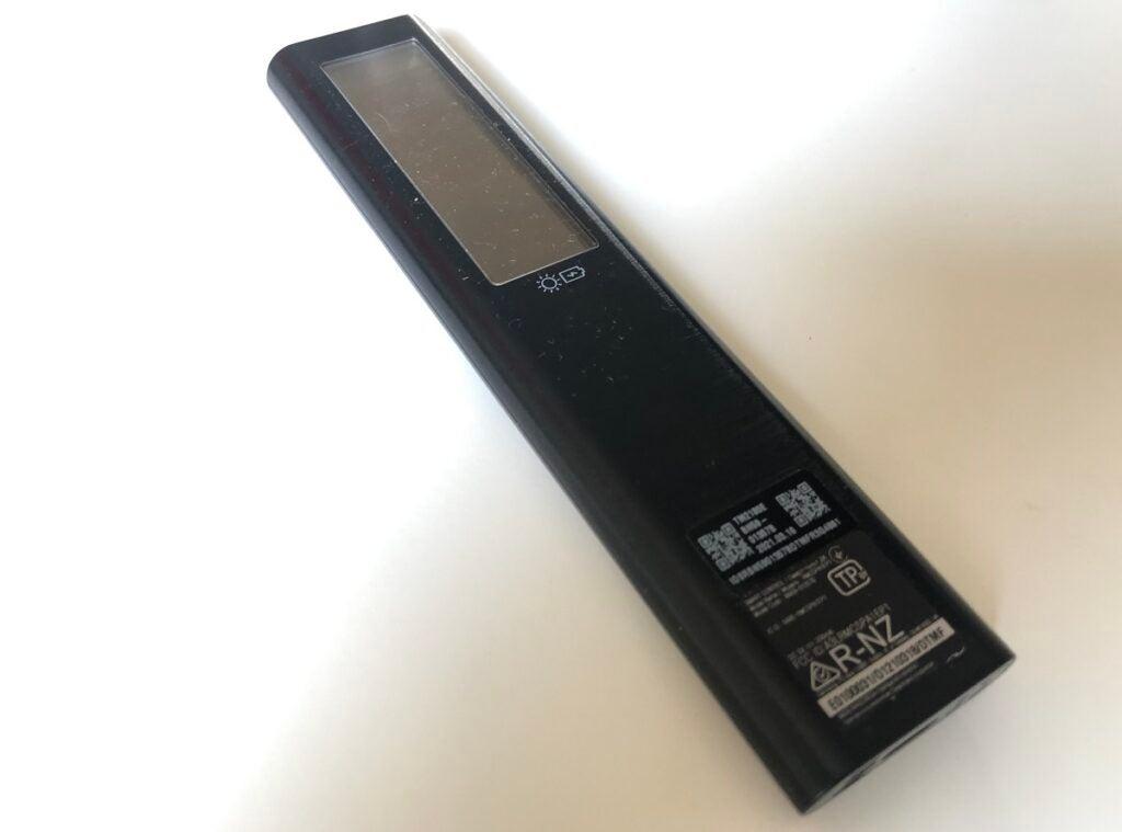 Пульт дистанционного управления Samsung QE55QN85A на солнечной батарее