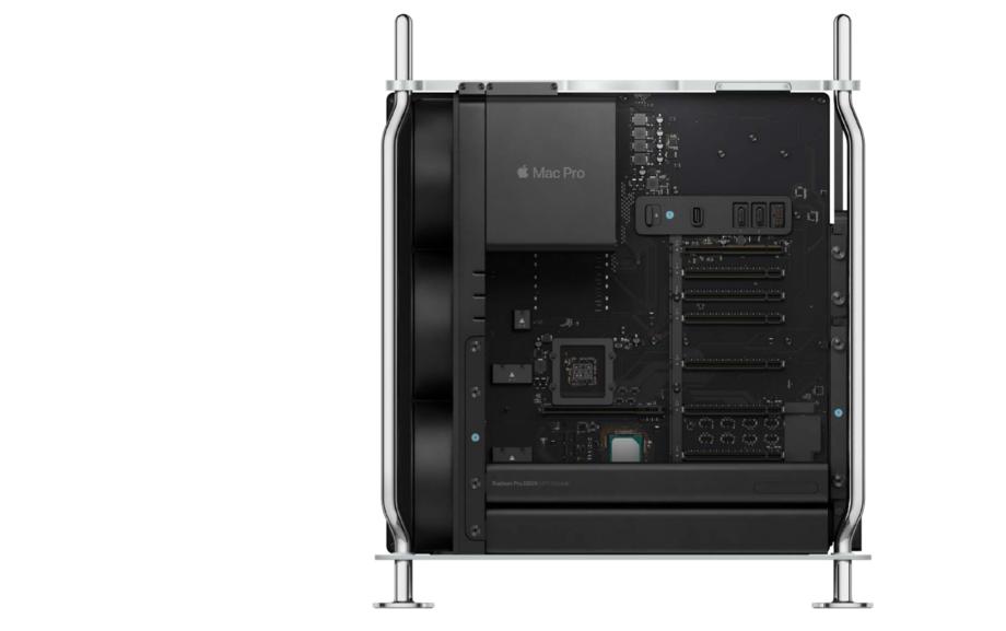 Mac pro new GPU 2021