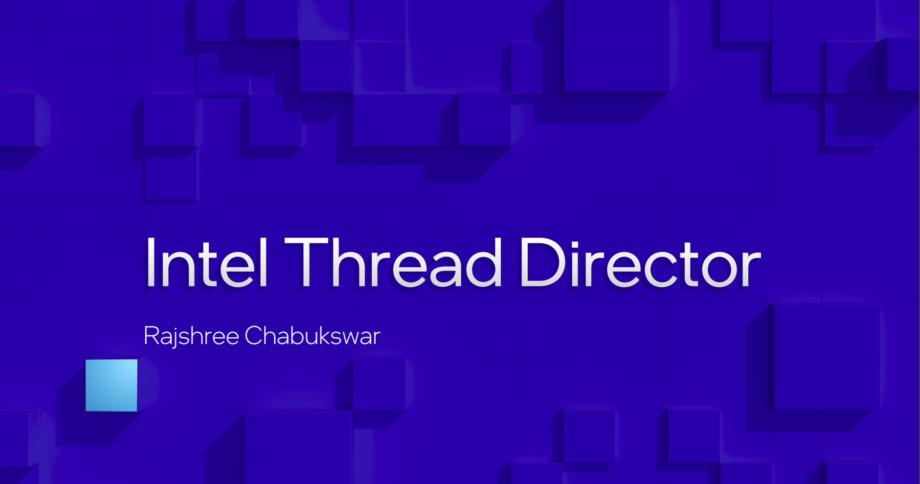 Thread Director Intel