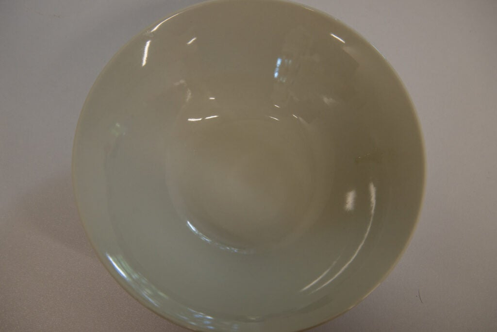 Sharp QW-NA26F39DW-EN clean cereal bowl