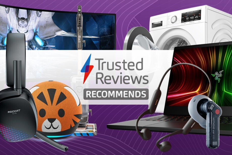 This week's Trusted Recommends features gaming monitors, headphones and more