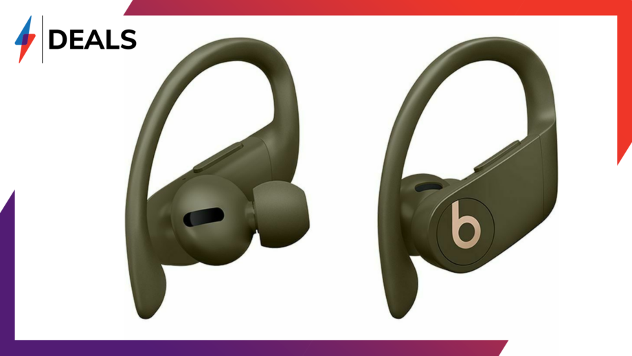 A huge price drop on the Powerbeats Pro wireless earbuds