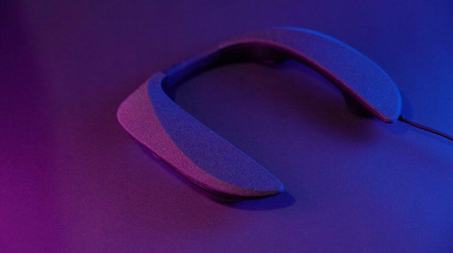 Panasonic SC-GN01 wearable gaming speaker