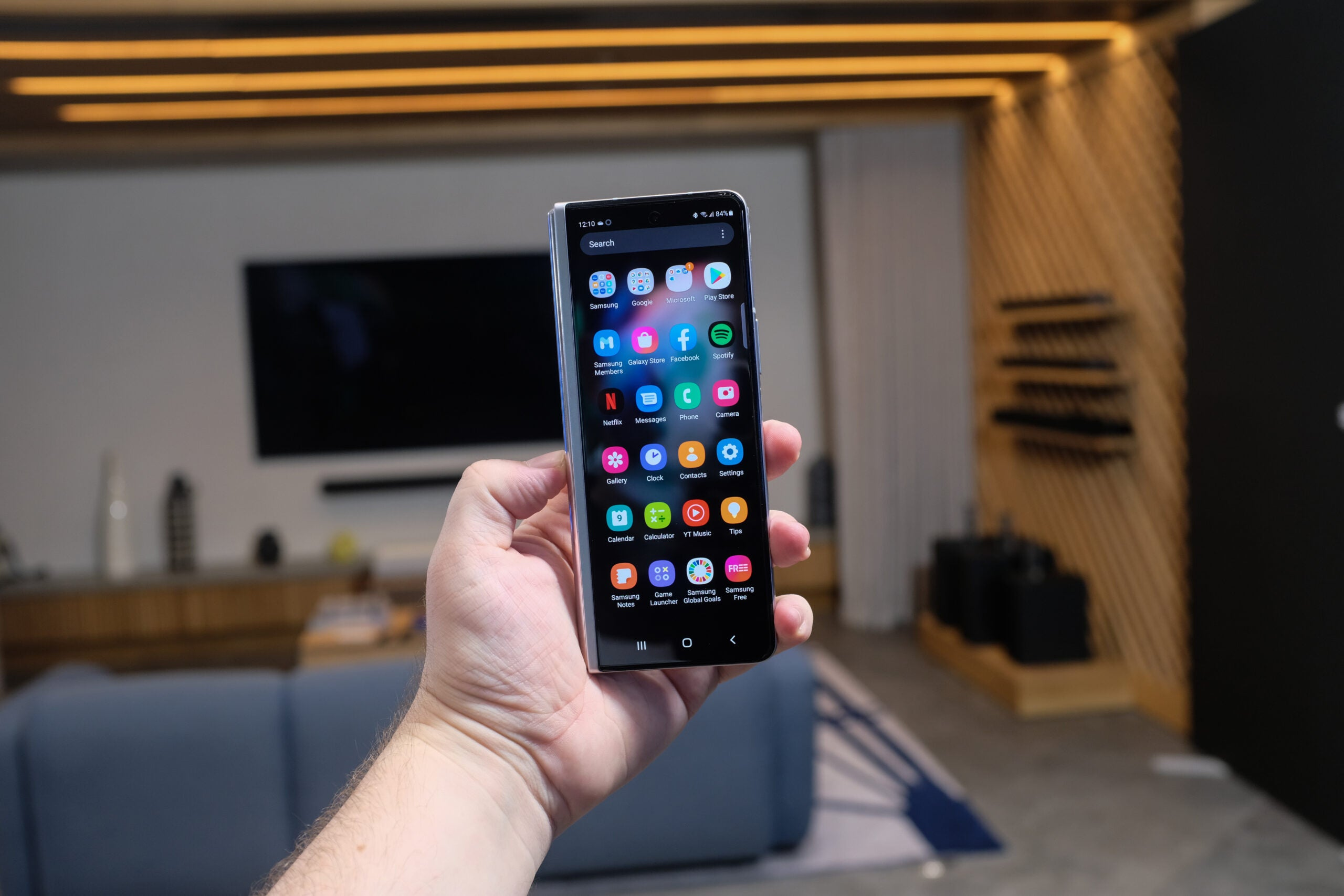 How Samsung made the Galaxy Z Fold 3 more durable