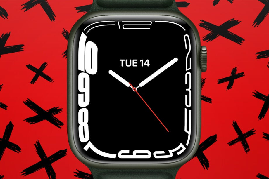 The Apple Watch 7 could be great, but I wanted more from it