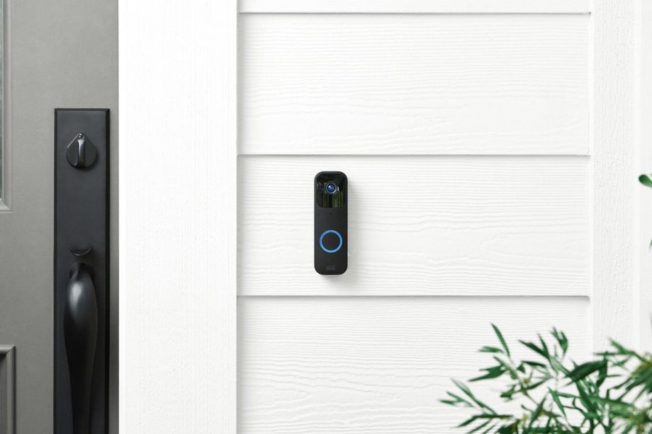 Blink Video Doorbell Press