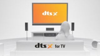 DTS:X for TV