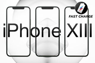 Fast Charge iPhone XIII or iPhone 13?