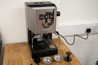 Gaggia Classic 30 Year Limited Edition hero