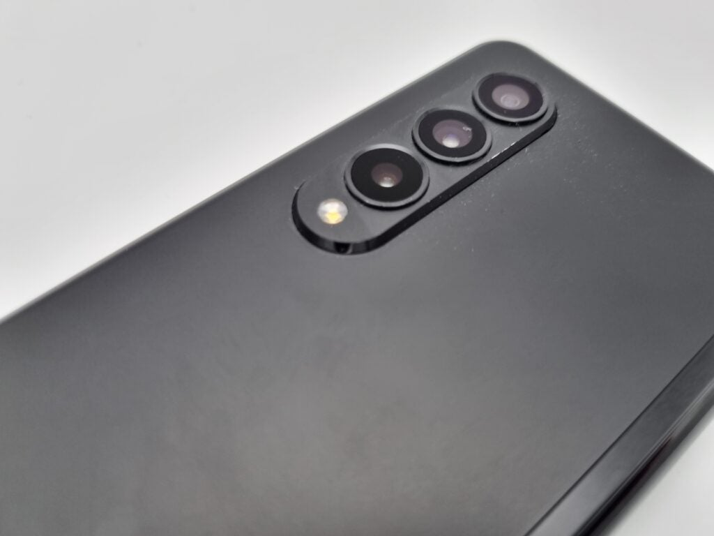 Galaxy Z Fold 3 mark