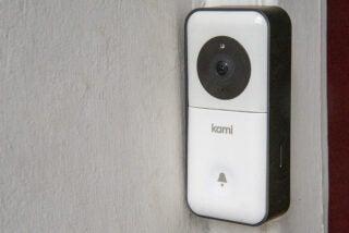 Kami Doorbell Camera hero