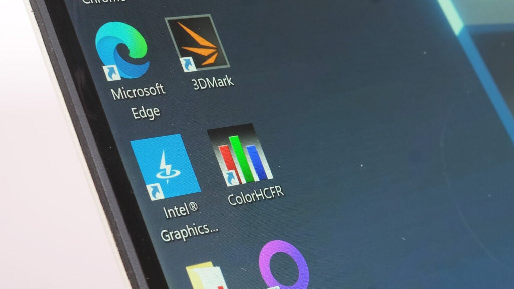 Lenovo ThinkPad X1 Titanium Yoga screen