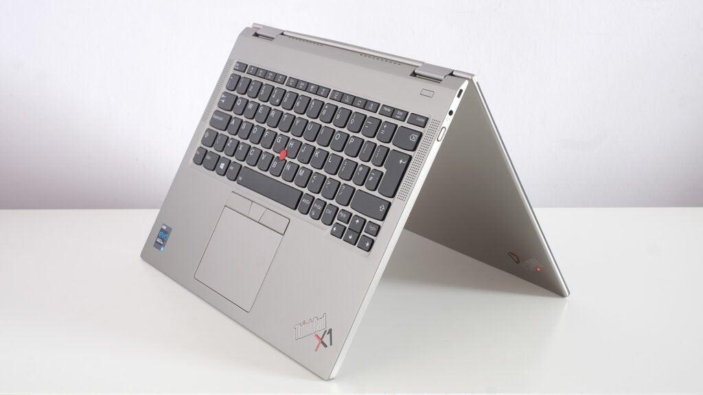 Lenovo ThinkPad X1 Titanium Yoga convertible