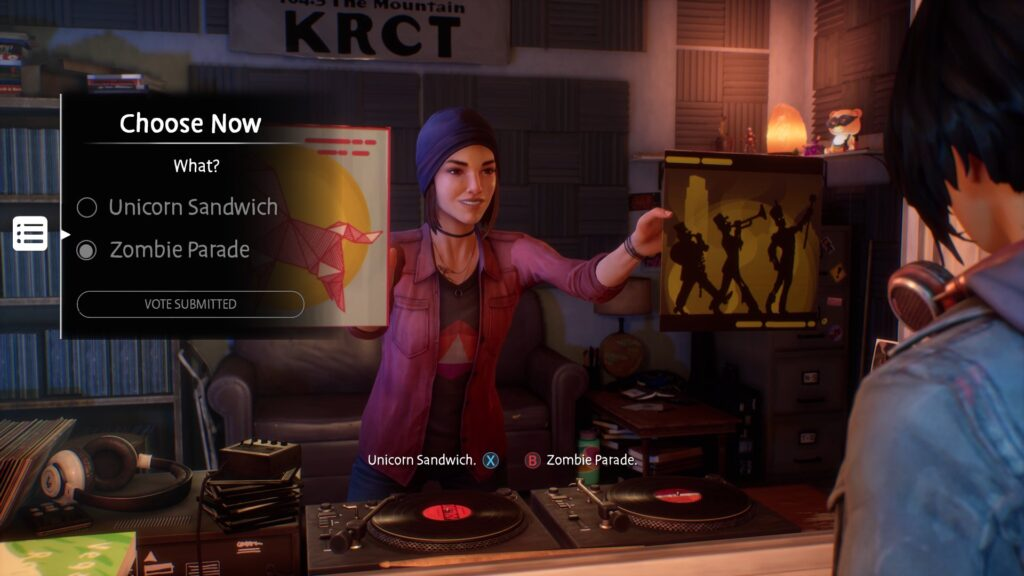 Life Is Strange True Colours Twitch Choice