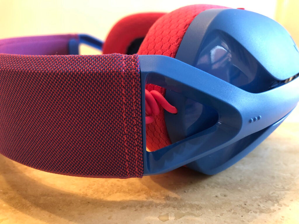 Headset's headband