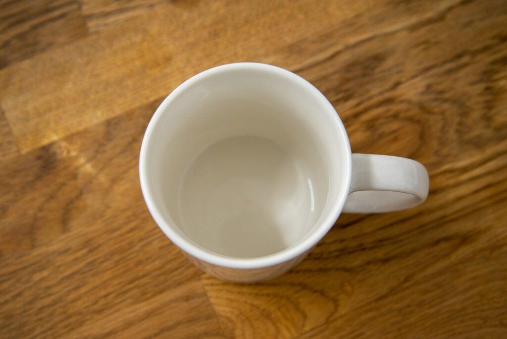 Miele G 7160 SCVi AutoDos clean mug