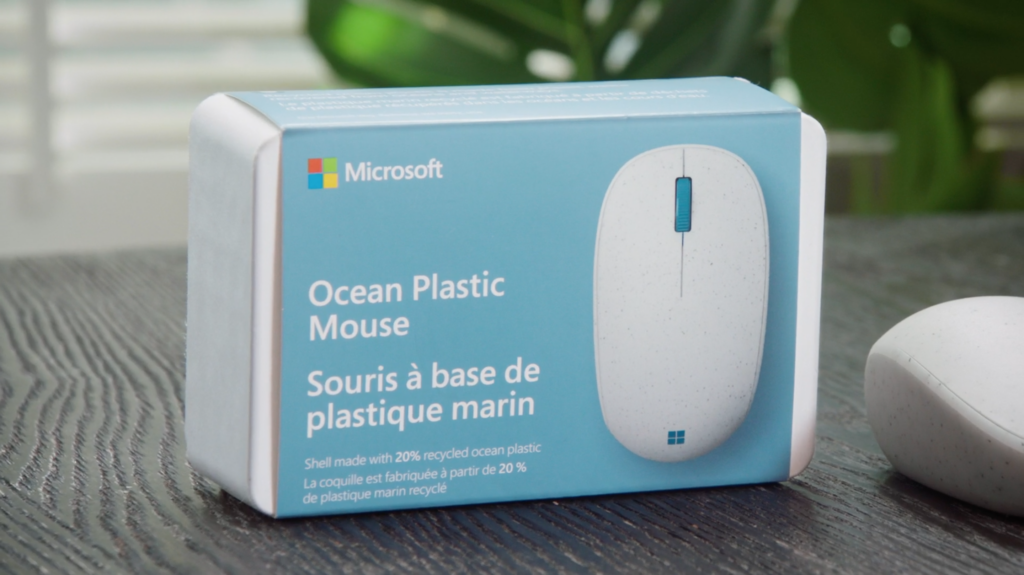 Ocean Plastic Mouse 2