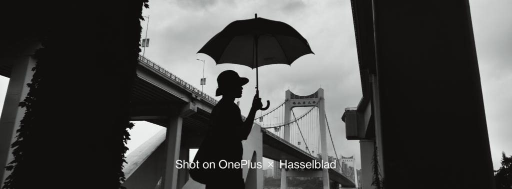 OnePlus XPan Mode black and white