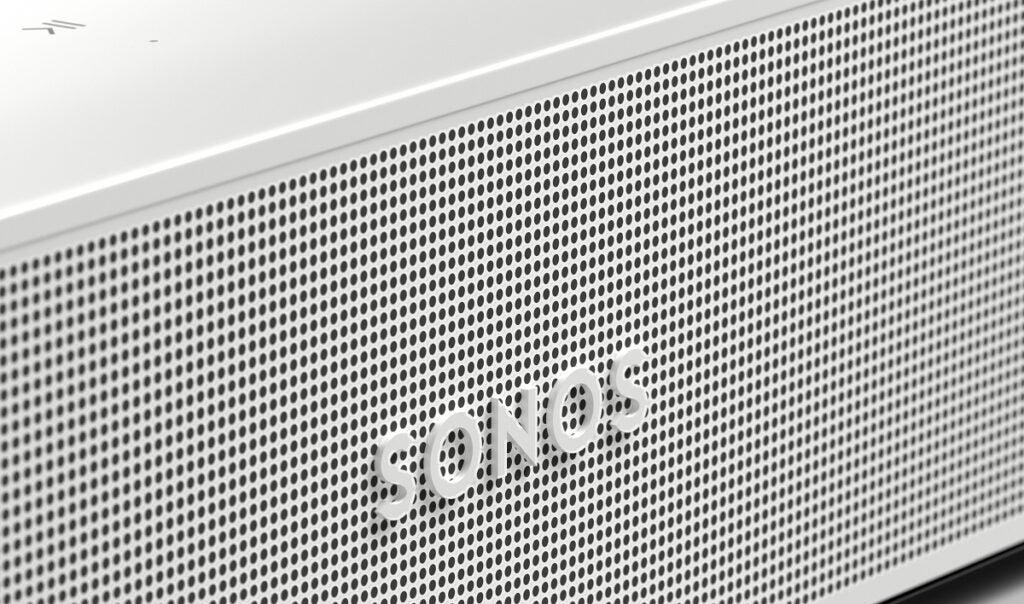 Sonos Beam Gen 2 grille shot