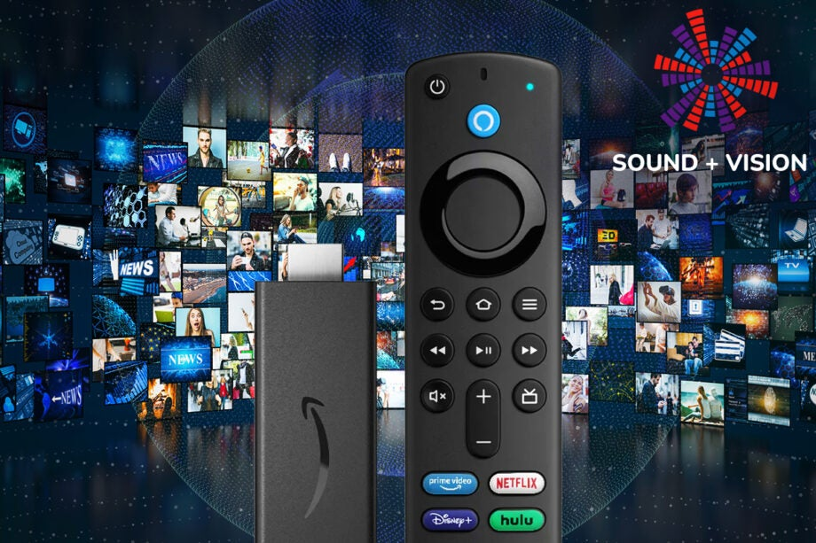 Sound and Vision Fire TV Stick 4K Max