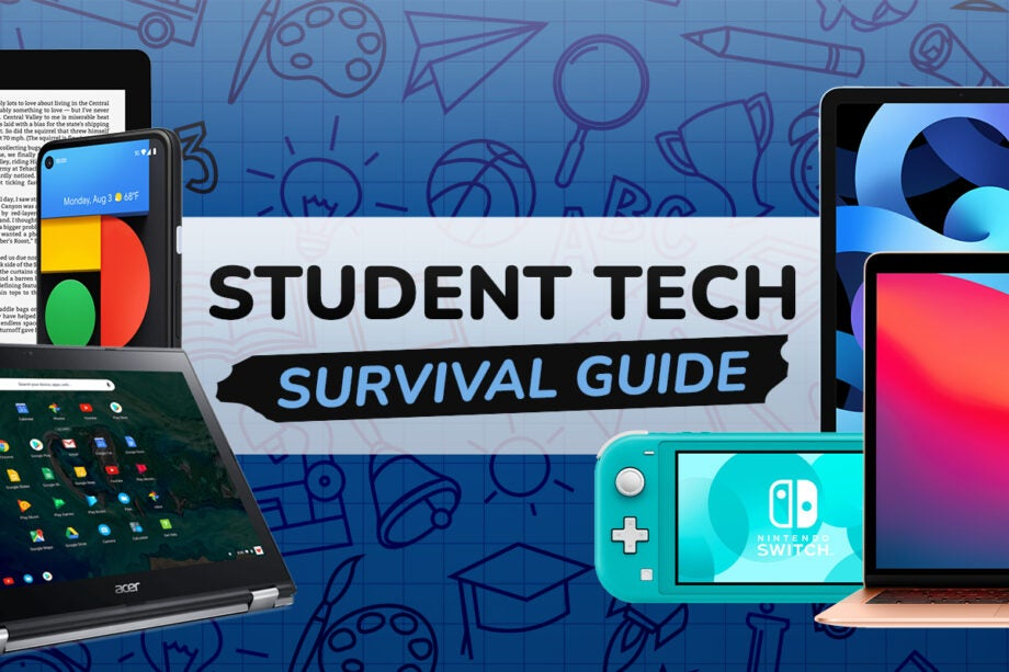 Student Tech Survival Guide 2021
