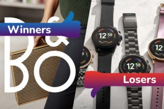 This week's Winners and Losers highlights B&O and Fossil Gen 6
