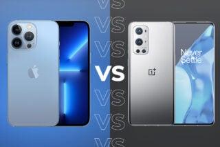 IPhone 13 Pro vs OnePlus 9 Pro