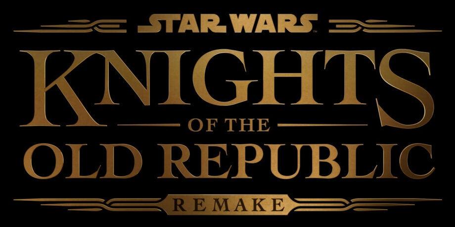 Star Wars: KOTOR remake