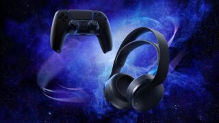 ps5 midnight black headset