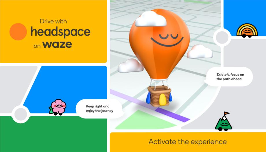 Waze Headspace