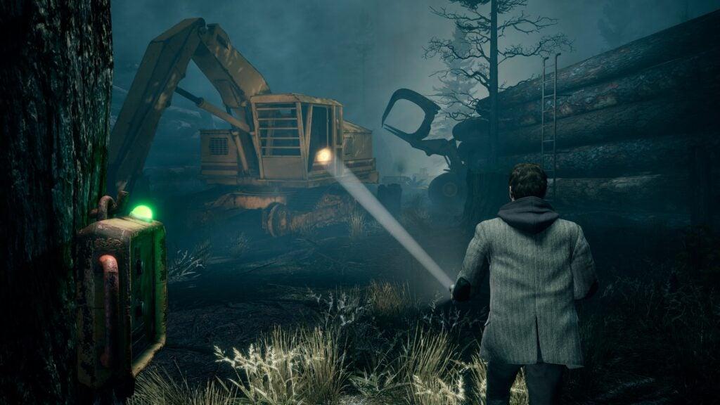 Alan Wake Remastered combat 2