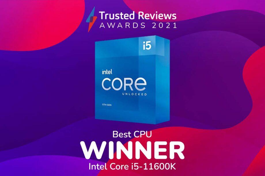 TR Awards 2021 best CPU winner
