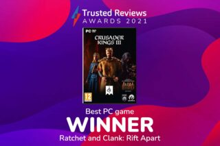 TR Awards 2021 Best PC Game winner