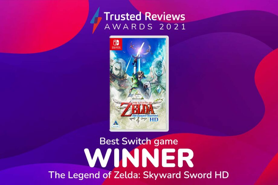 TR Awards 2021 Best Switch Game winner