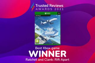 TR Awards Best Xbox Game winner